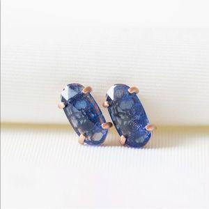 KENDRA SCOTT • Betty Stud Earrings • Rose Gold